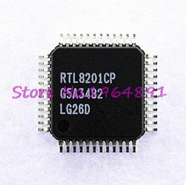 1pcs/lot RTL8201CP RTL8201 QFP-48