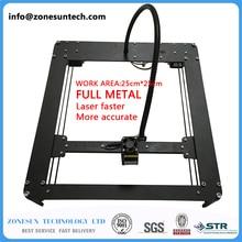 FULL METAL New Listing 200mw Mini DIY Laser Engraving Engraver Machine Laser Printer Marking Machine,laser fasrer,more accurate