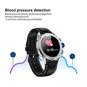 Image 4 - Hot Koop Dtn O.i Dt NO.1 DT28 Ecg Detectie Hartslagmeter Smart Horloge IP68 Waterdicht Activiteit Fitness Track Bloed druk