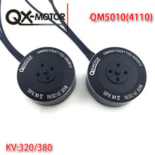 1Pcs Motor Accessories QX-MOTOR 6S 5010 350KV 4008 4108 Brushless Motor Multi-rotor for RC Multicopters Drone 550 650 850 Part цена 2017