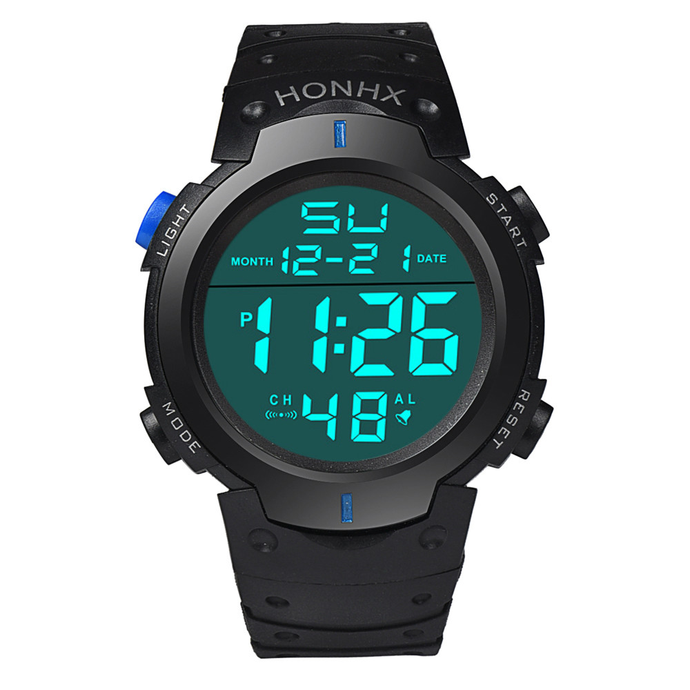Men's Digital Sport Watch 6