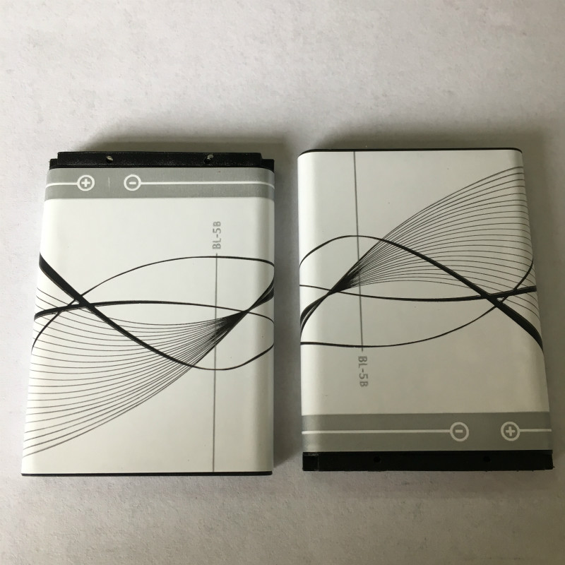 2 шт./лот bateria BL 5B батарея для NOKIA 5300 5320 6120c 7360 6120ci 3220 3230 5070 батарея BL5B|Аккумуляторы для мобильных телефонов|   | АлиЭкспресс