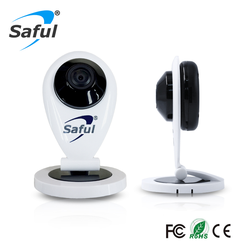 Wifi IP Camera HD 720P Night Vision Wireless Mini Smart Camera 2-Way Audio Webcam Home Security Video Monitor sacam 720p wifi wireless ip camera with two way audio ir cut night vision video onvif p2p network webcam for home security alarm