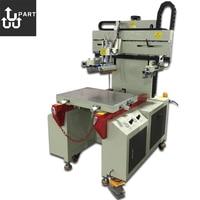 Made in china etykieta maszyna drukarska z płaskim ekranem