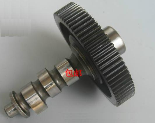 Free Ship diesel engine 178F camshaft with wheel gear generator or Tiller Cultivators suit for kipor kama and Chinese brand governor drive gear set asy for ey20 rgx2400 generator free postage gear assembly generator adjust gear petrol engine parts