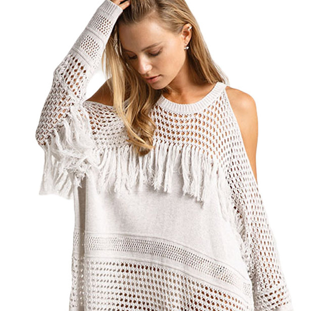 Aliexpress.com : Buy 2017 Summer Cold Shoulder Sweater Dress ...