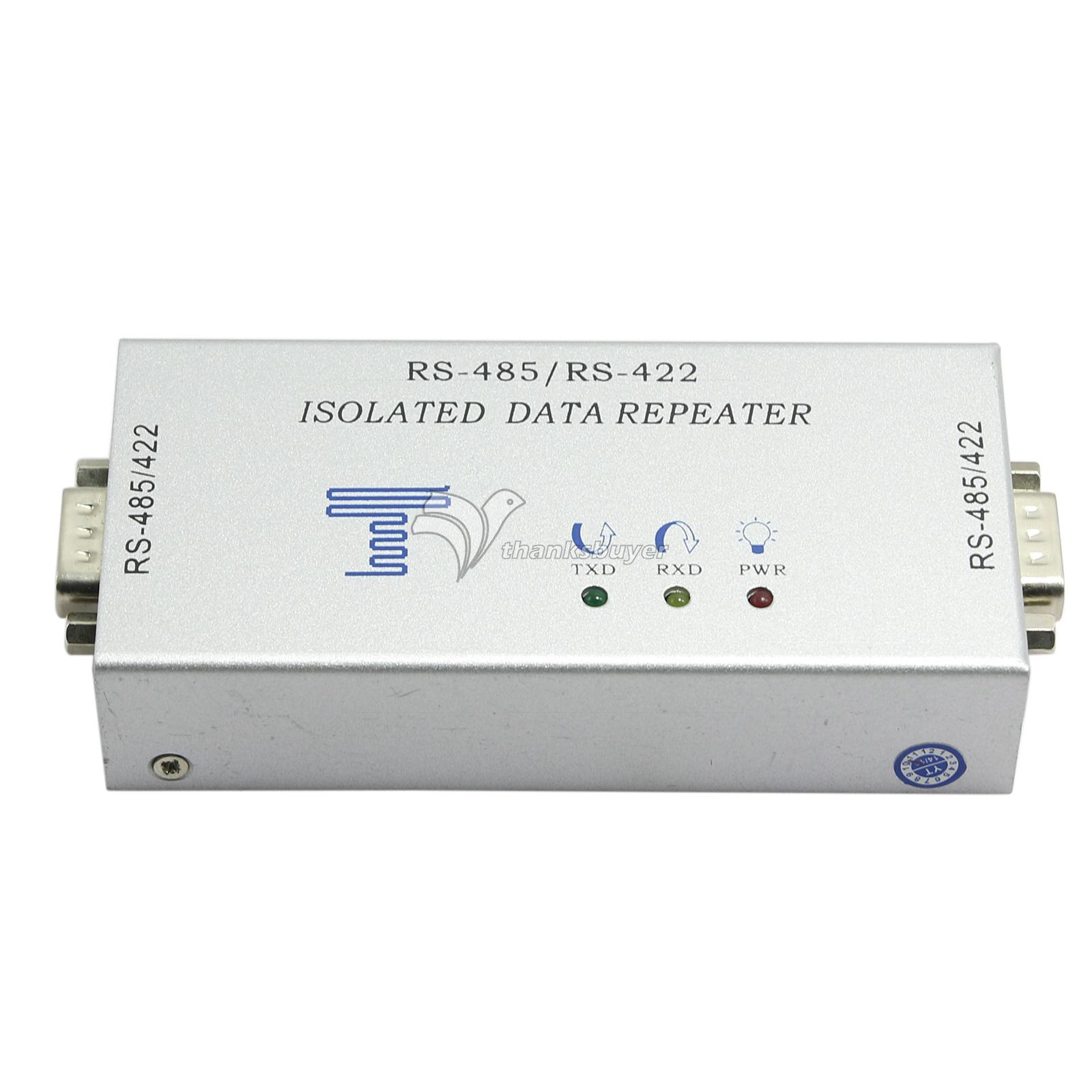 ФОТО YT309 DC9-12V RS485 RS232 Isolated Data Repeater Signal Relaying Magnifier Amplifier Data Communication Converter
