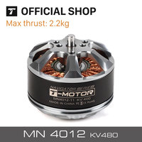 T motor MN4012 KV480 specila design high quality brushless electric motor for multirotor copter rc drones Aircraft planes