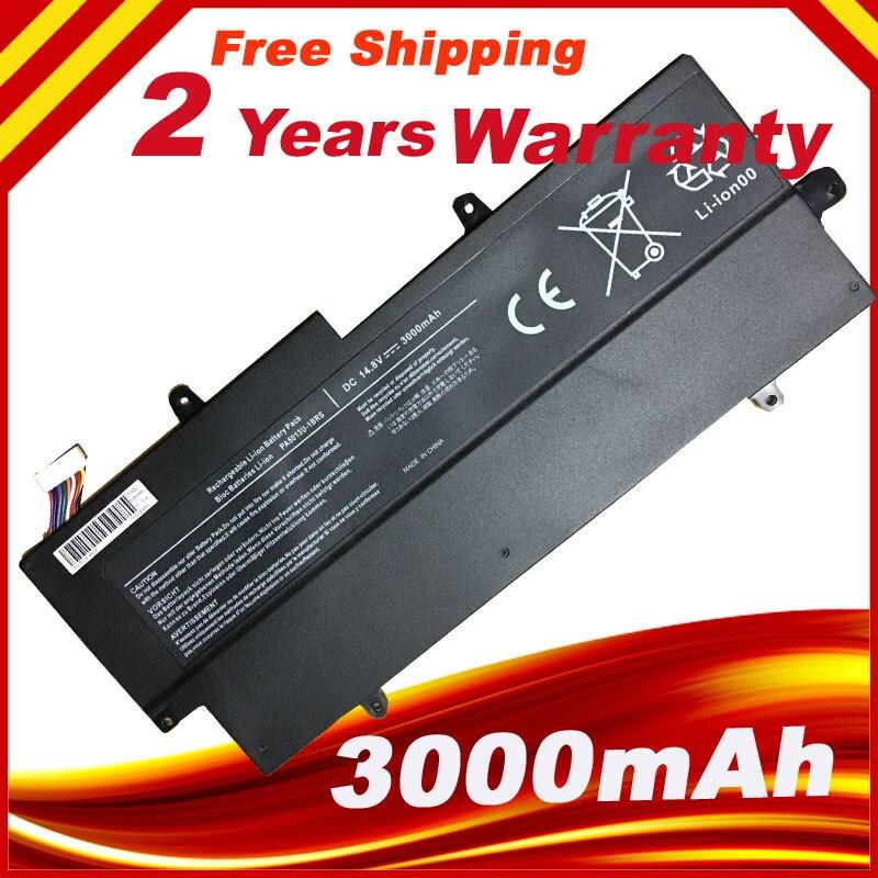 PA5013U-1BRS Batterie pour Toshiba Portege Z830 Z835 Z930 Z830-10P Z835-P330 Z935 Série PA5013U
