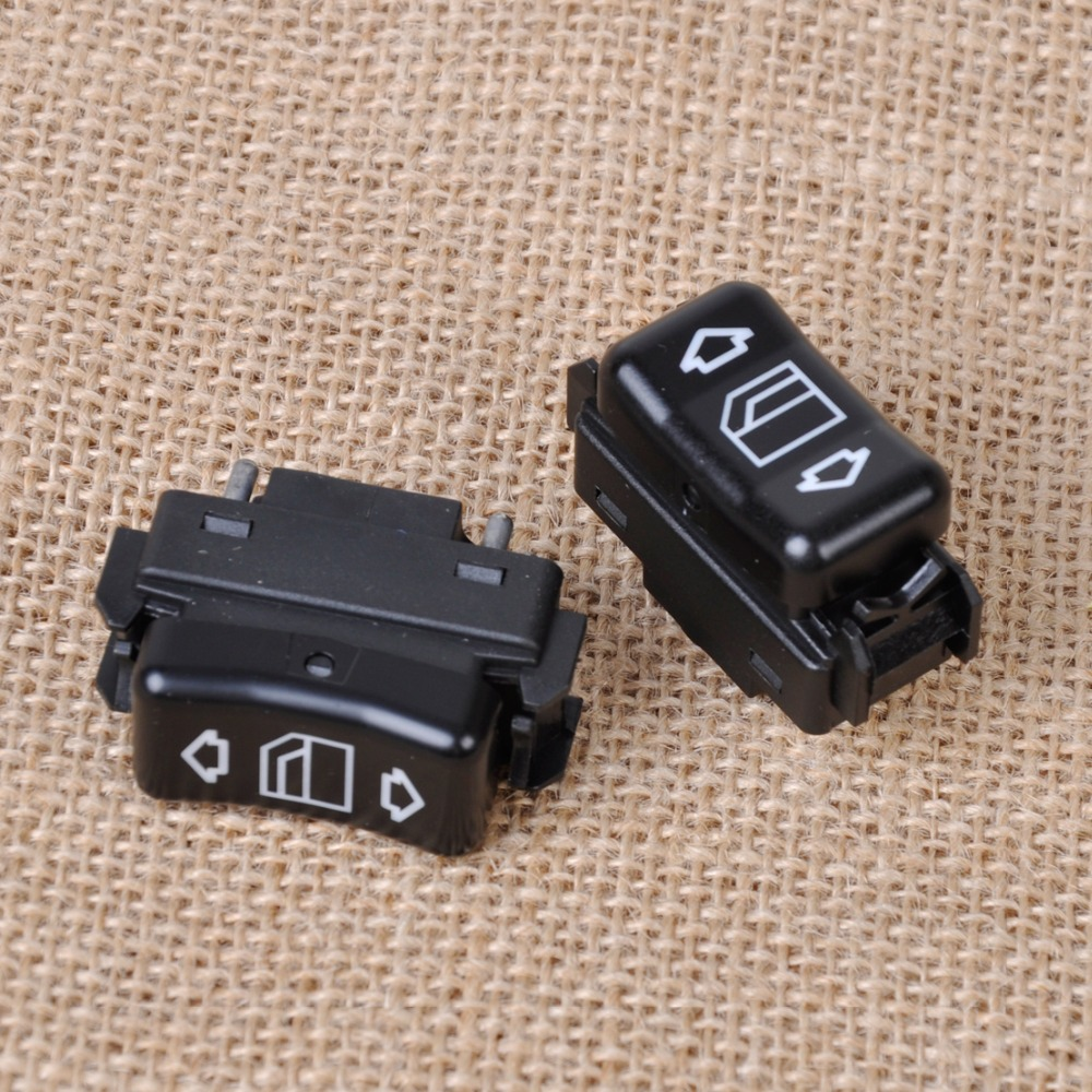 1248204510 new black left right electric master control for Mercedes benz window switch