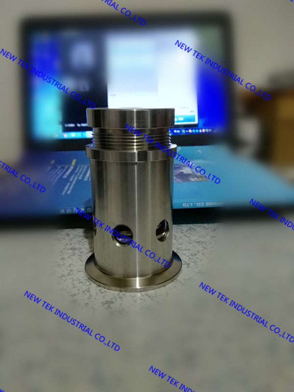 New type sanitary 2  Tri Clamp Tank Pressure / Vacuum Relief Valve, SS304  Stainless Steel, 15 PSI, adjustable 90kpa electric pressure cooker safety valve pressure relief valve pressure limiting valve steam exhaust valve