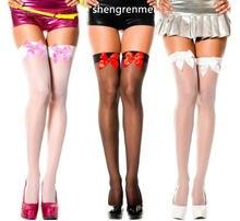 Shengrenmei косплей девушки студенческая школа сексуальные чулки