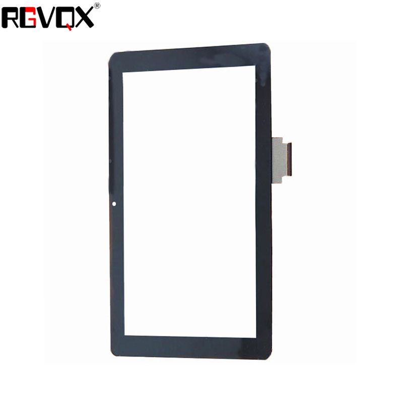 RLGVQDX New Touch Screen for Acer Iconia Tab A200 Black 10.1 Front Tablet Touch Panel Glass Replacement parts