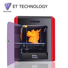 Наиболее Популярным и Доступным 3d-принтер ET-K1 с Poweroff Резюме Нити Break Предупредить Сенсорный Экран Dropshiping OEM доступно