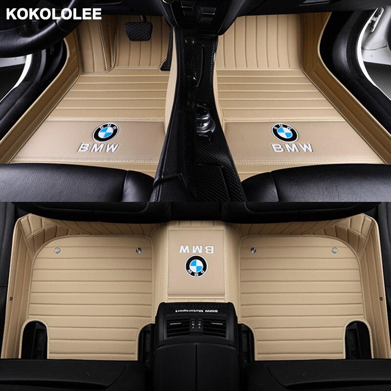 Kokololee пользовательские автомобильные коврики для Acura все модели MDX RDX ZDX CDX TLX L RL TL ILX Тюнинг автомобилей авто аксессуары