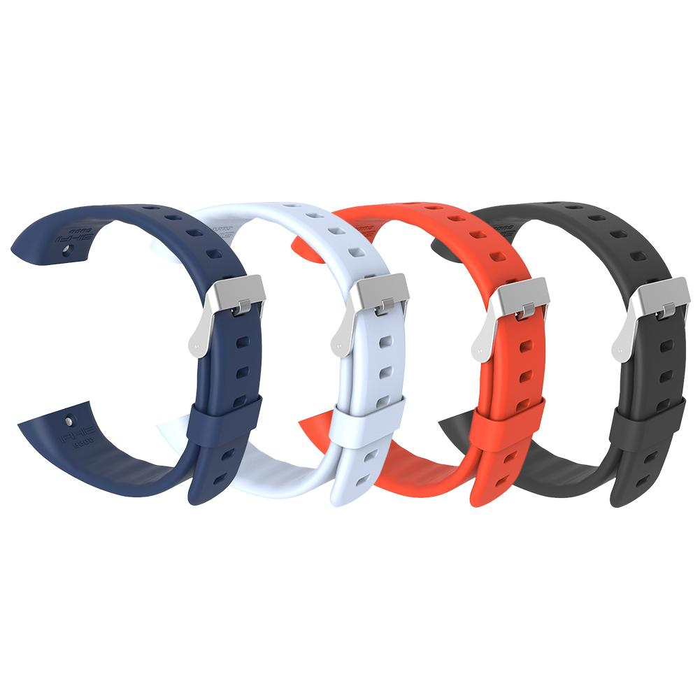 Smart Bracelet <font><b>Strap</b></font> For Silicone <font><b>Amazfit</b></font> <font><b>Cor</b></font> <font><b>2</b></font> Silicone Replacement With TPU <font><b>Strap</b></font> Wristband For A Comfortable Fit image