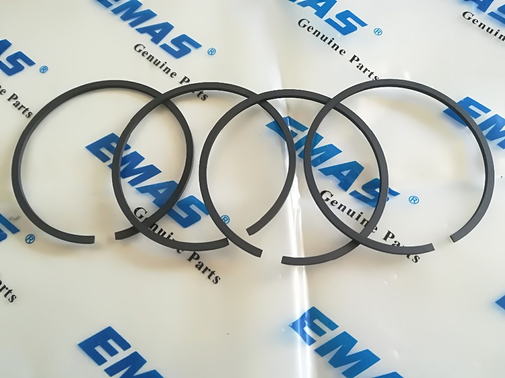 4pcs 40mm * 1.5mm Cylinder Piston Ring For Husqvarna Chainsaw And 43cc TL43 CG430 40-5F Brush Cutter