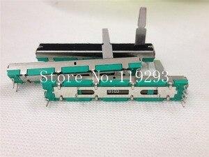 Image 4 - [BELLA]6 см двойной B10K оригинальный DJM 400 500 600 800 миксер фейдер потенциометр громкости B10KX2    10 шт./лот