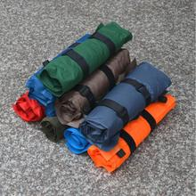 Inflatable Air Cushion Pillow Randomly Automatic Portable Outdoor Camping Mat Travel Equipment Tent Pillow