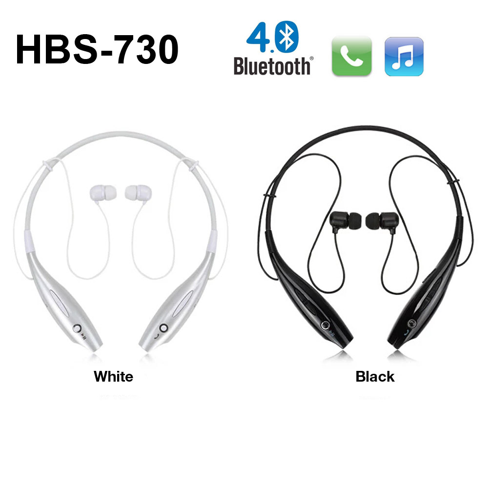 Stereo Wireless Headphones Sports Bluetooth 4.0 Headset HBS730 Headphone Earphone Gaming Auriculares Audifonos for Phones