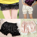 Women Safety Lace Shorts Pants Girls Bottoms Under Trousers Sexy