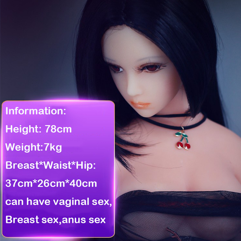 TPE <font><b>dolls</b></font> <font><b>78cm</b></font> life size <font><b>sex</b></font> <font><b>doll</b></font> Blonde beauty sexy girl small Breast mini Vagina Pussy Lifelike <font><b>doll</b></font> vaginal, andanus image