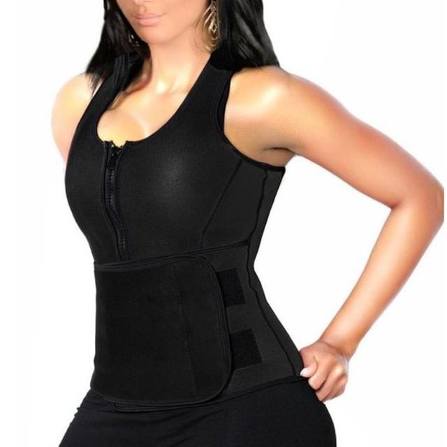 2017 Mulheres preto de látex espartilho com cinto trainer cintura ajustável magro shaper espartilhos e corpetes sexy steampunk roupas 50018