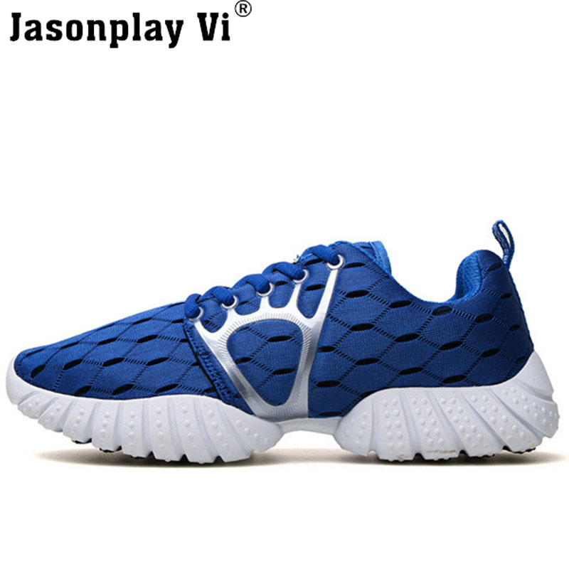 Jasonplay Vi & 2016 New brand Breathable Mesh Shoes Fashion men Casual Shoes personality shoes Students Outdoor shoes WZ05 jasonplay vi
