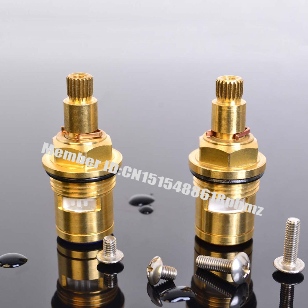 50mm High RankingThickened Replacement Brass Ceramic stem Disc ...