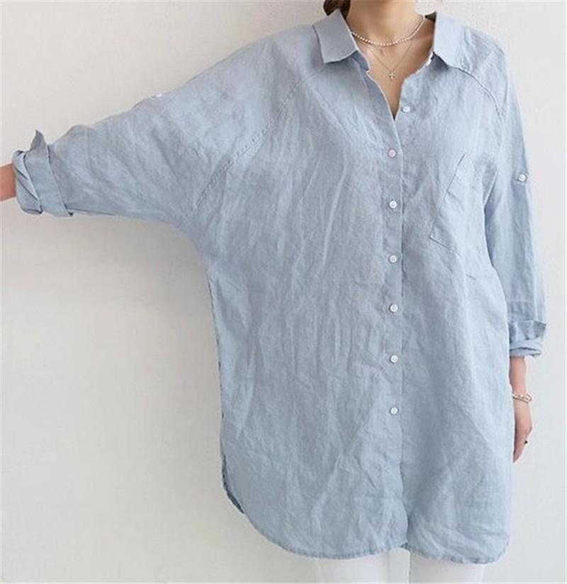 HTB1VJQnPVXXXXXJapXXq6xXFXXXA - Woman Blouses Office Lady OL Elegant Shirt