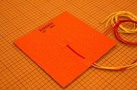200X200mm  200 w @ 24 V  w/NTC 100K termistor  Keenovo grzałka silikonowa 3D nadrukowany grzejnik  ogrzewanie  pierwsza klasa gwarantowana jakość w Elektryczne poduszki grzewcze od Dom i ogród na