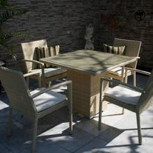 Sigma trade assurance выдвижной ротанговый ультра модный обеденный стол