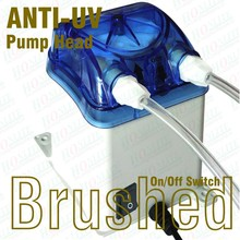60 мл/мин., 24Vdc перистальтический насос с анти-уф Exchangeable напор насоса и FDA PharMed BPT перистальтического трубки