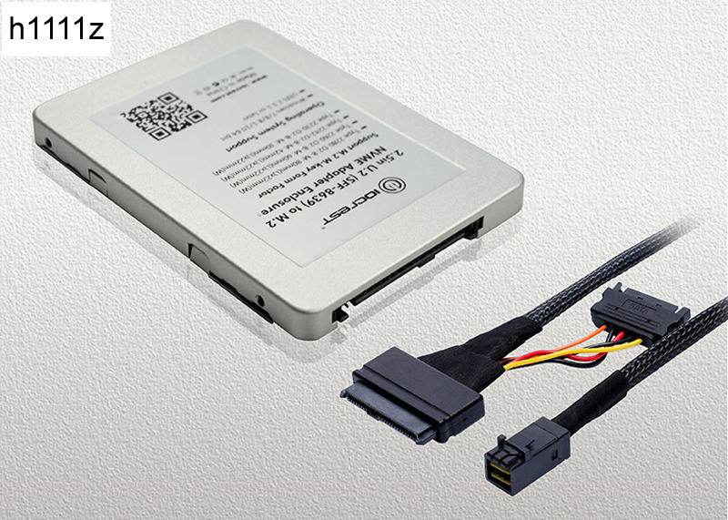 M 2 Adapter M 2 NVMe SSD to PCI e U 2 SFF 8639 Adapter PCIe