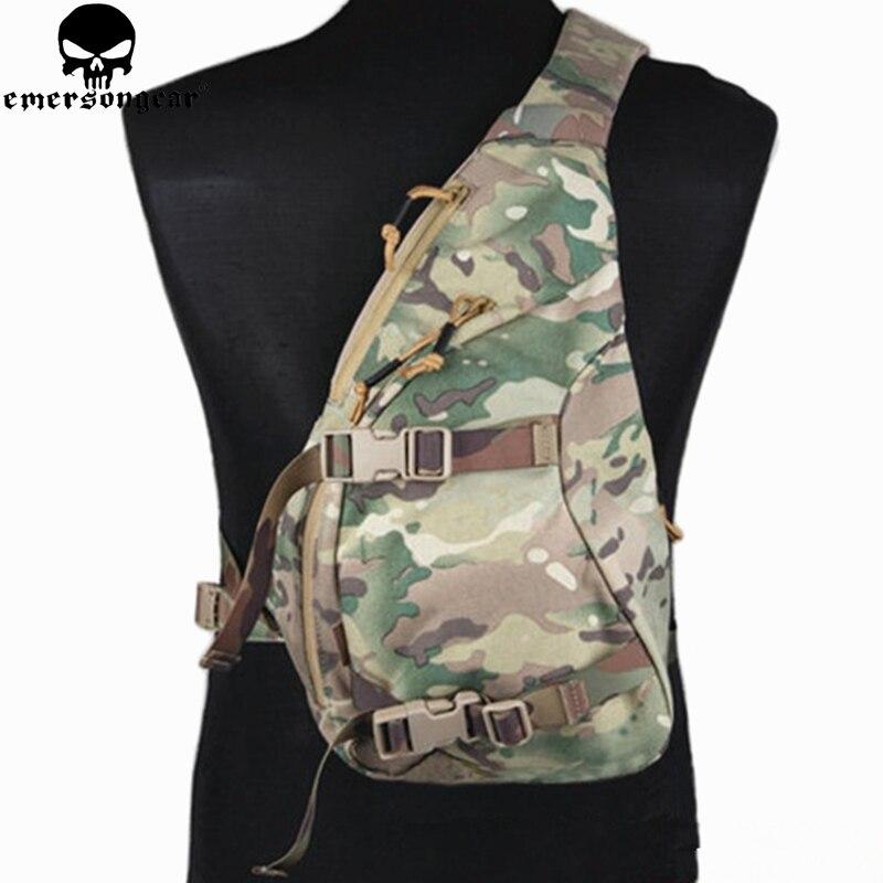Emersongear Delta sac à bandoulière tactique sac à bandoulière militaire tactique équipement d'épaule sacs de chasse
