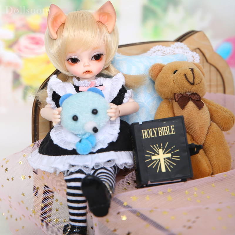 imda 1.7 Lucy  bjd sd doll 1/6 resin figures body High Quality toys shop height 17cm-in Dolls from Toys & Hobbies    1