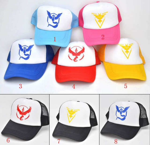Cosplay anime Pokemon Pocket Monster Pikachu Ash sombrero SnapBack gorra de  béisbol 43d0c27446c