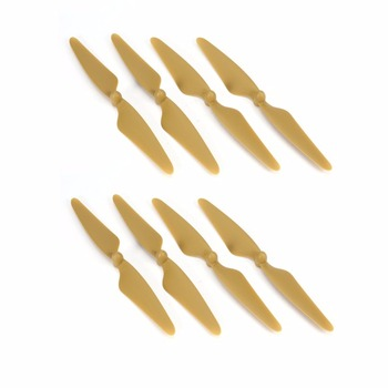 4 Pairs CW/CCW Propeller Blade Props RC Spare Parts for Hubsan H501S H501C H501A H501M 501 RC Quadcopter RC Drone Aircraft цена 2017