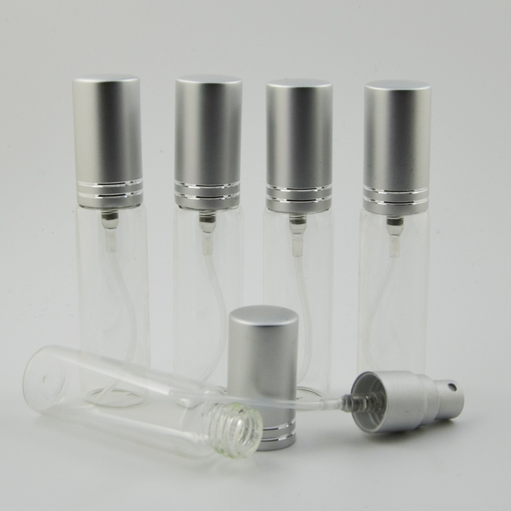 Travalo Refillable Travel Perfume Spray Bottle: Aliexpress.com : Buy 100PC 5ML 10ml Glass Refillable Portable Sample Perfume Bottles Travel