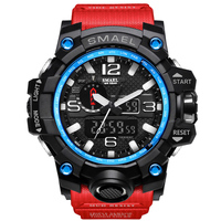New Arrrival Big Dial G Style Sport Watches S Shock LED Digital Wrist Watches Swimming Waterproof