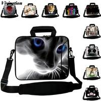 Sleeve Messenger Handbag Funda Portatil 15.6 Inch 17 15 13 12 14 10 Notebook Laptop Bag For Lenovo Xiaomi Mac Book Pro Air 13