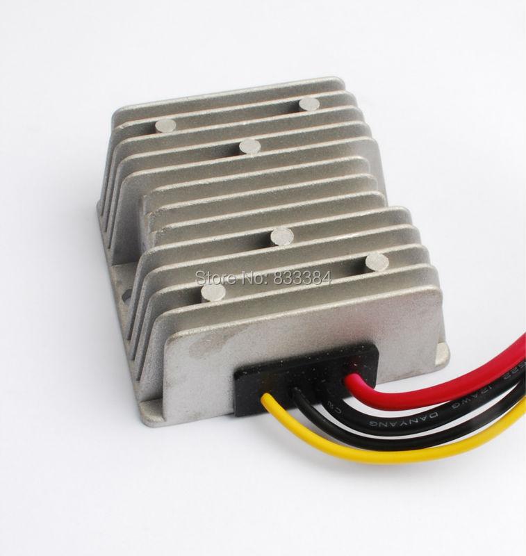24V(10-36vV)to 24V DC DC converter 8A 192W 320G 74cm solar system 22v 16 32v to 28v dc dc converter 10a 280w 320g 74cm for gps mp3