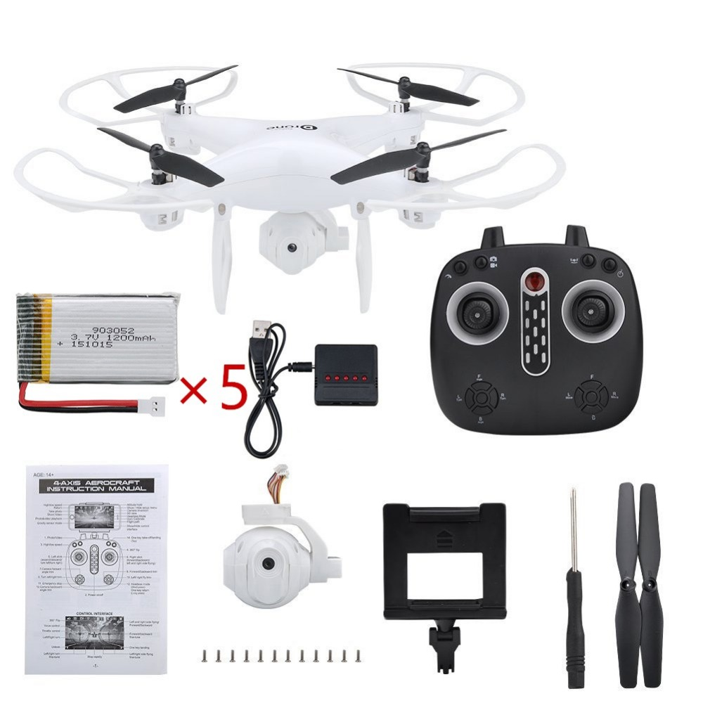 LH-X25SWF RC Helicopter Aircraft FPV Mini Drone with Camera Wifi Real-Time Transmission Toys Quadcopter VS Syma X5SW JJRC H31