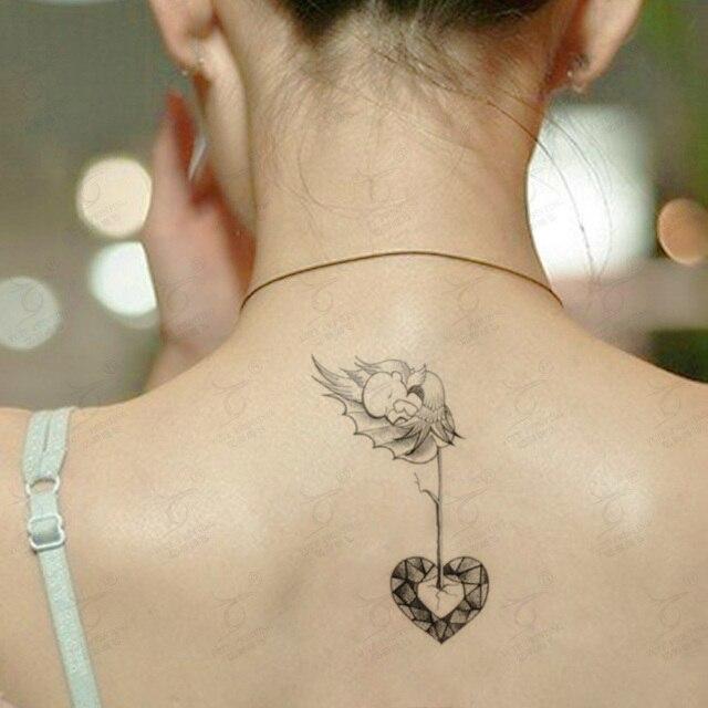 Femmes Hommes Produits Sexuels Temporaire Tatouage Autocollants