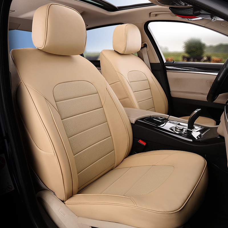 luxury car seat covers pu leather for subaru outback 2015 seat cover for auto seats cushion. Black Bedroom Furniture Sets. Home Design Ideas