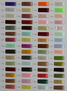 Шелковая сатиновая лента ручной работы для рукоделия, 25 ярдов, 3 мм, ширина, для рукоделия, шитья, рождественской свадьбы, вечеринки, украшени...