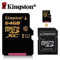 Kingston Micro Sd Card 64gb Class 10 Micro Sd 32gb 16gb High Speeds To Capture Photos