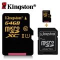 Kingston карта micro sd 64 ГБ класс 10 micro sd 32 ГБ 16 ГБ высоких скоростях, чтобы захватить фотографии и записывать HD видео без перерыва