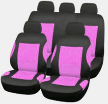 CAR-PASS 6PCS 2016 New 6PC Universal Styling Auto Car Pass Seat Cover Interior Accesso Covers