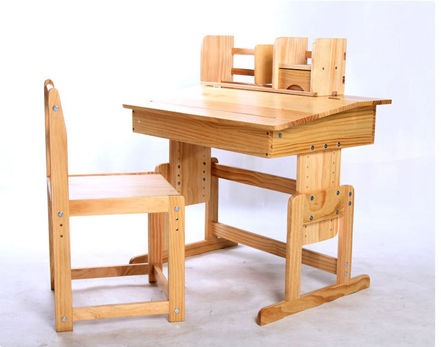 children learn to lift student desk desk wooden writing desk study rh aliexpress com wooden student desk plans wooden student desk plans